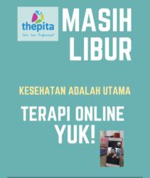 THEPITA MASIH LIBUR PANDEMI